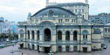 Die Nationaloper der Ukraine Kiew