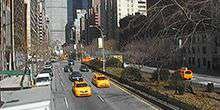 Park Avenue und der 34th Street New York