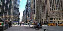 WebKamera New York - Ansicht Fifth Avenue