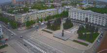 Theaterplatz Lugansk