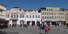 Theaterplatz Uzhgorod