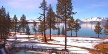 WebKamera Carson City - Hotel am Ufer des Lake Tahoe