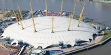 WebKamera London - Millennium Dome