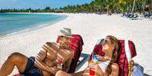 WebKamera Tela - Der Strand am Grand Palladium